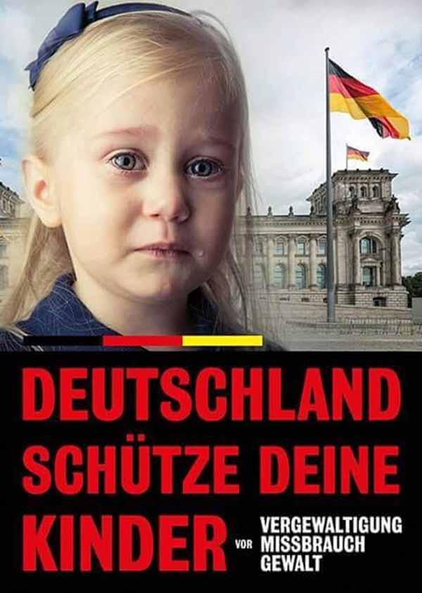 Deutschland traurig Vaterland #Date:02.2016#