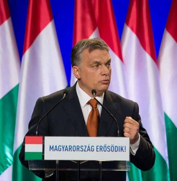 Victor Orban, Ungarns Ministerpräsident möchte seine Töchter vor Verhältnissen wie in zu Silvester2015 in Köln schützen #Date:02.2016#