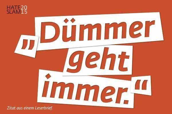 Grüne – Dümmer geht immer #Date:03.2016#
