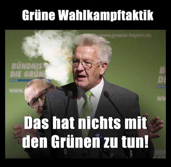 Volker Beck (Grüne) mit harten Drogen erwischt. Hat nichts mit den Grünen zu tun. Kretschmann. #Date:03.2016#