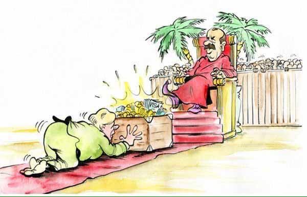 Merkel im Erdowahn zu Füssen Erdogans. Die Türken kassieren für Merkels Versagen #Date:#