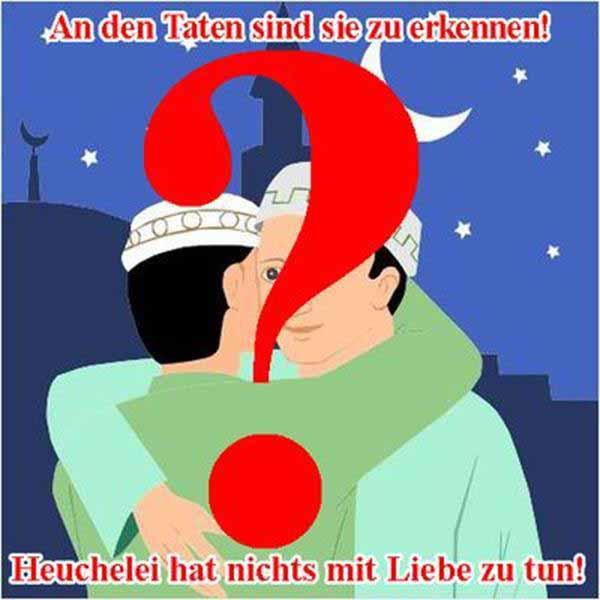 Frau, traue keinem Moslem #Date:01.2016#