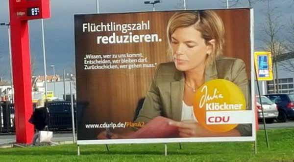 Erkenntnis der CDU aus Wahlkampfgründen. Zu spät und nachdem ein riesiger Schaden entstanden ist. #Date:03.2016#