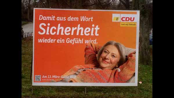 CDU Merkel lässt ungehindert Kriminelle ins Land und spielt sich dann als Retter auf #Date:03.2016#