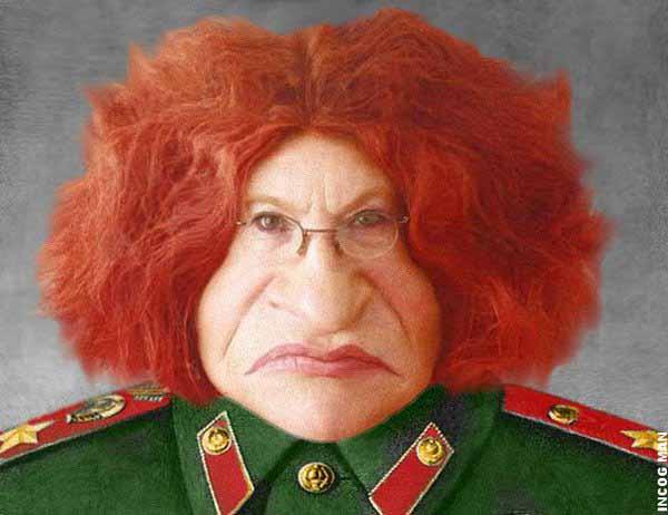 Stasimitarbeiterin Kahane arbeitet für Justizminister Maas als Zensurbehörde #Date:03.2016#