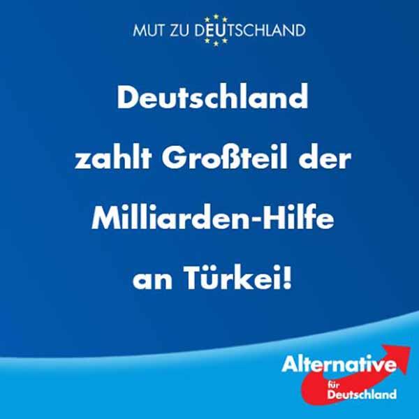 Der Milliarden-Deal mit der Türkei steht, um den von Merkel in den Dreck gefahrenen Karren auf Steuerzahlers Kosten halbwegs aus dem Dreck zu ziehen. #Date:03.2016#