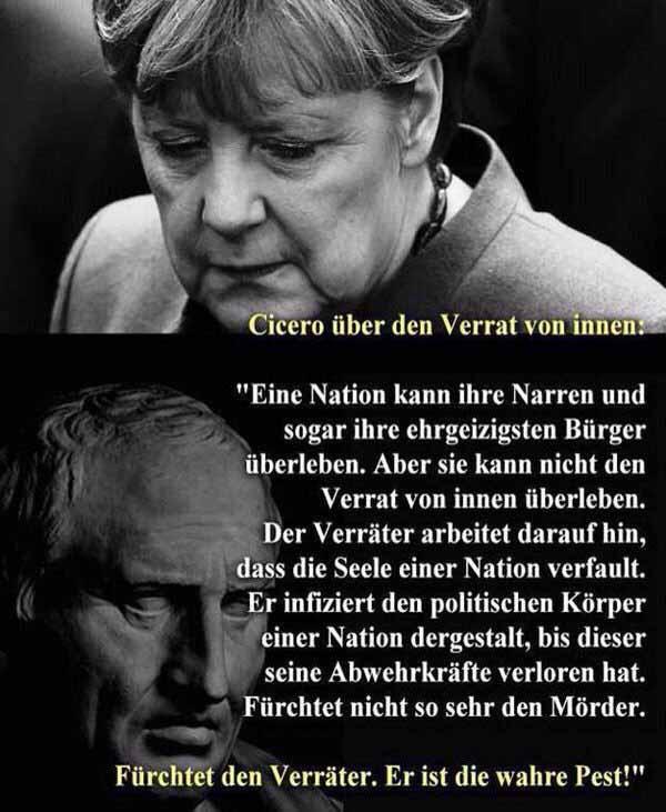 Türkei-Deal. Der Verrat von Angela Merkel an Europa und Deutschland von innen. #Date:03.2016#