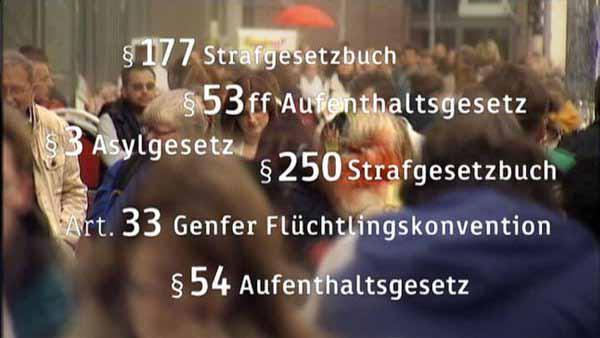 Die Straftaten der Angela Merkel gegen das deutsche Volk. #Date:03.2016#