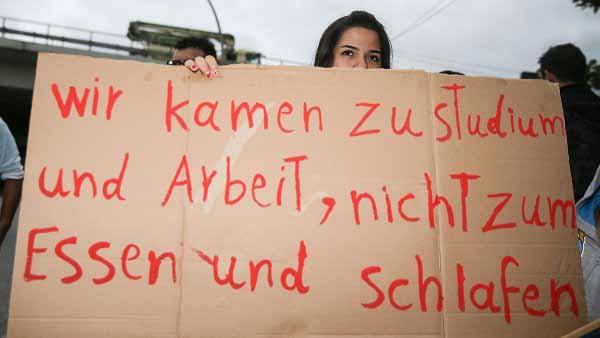Ja.was denn nun. Sind sogenannten Flüchtlinge jetzt vor Tod und Teufel geflohen, oder sind sie Wirtschaftsflutlinge? #Date:03.2016#