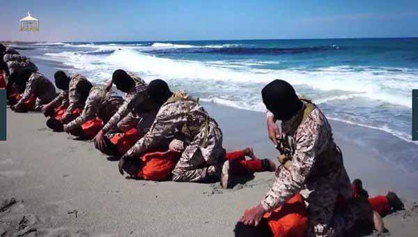 Massenhinrichtung durch IS.  #Date:04.2016#
