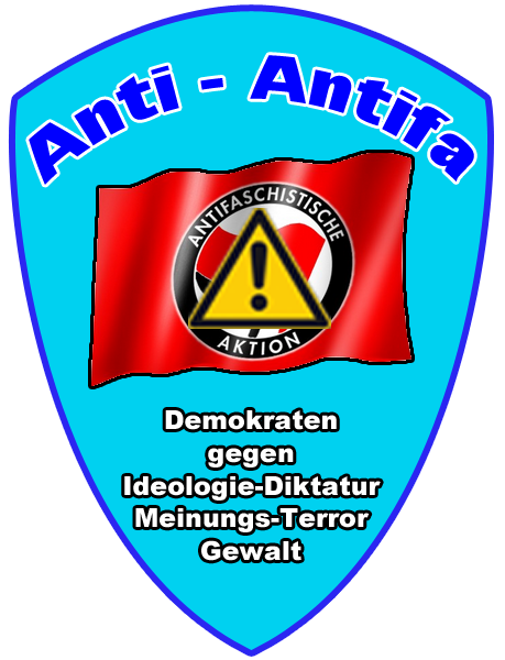 Die Antifa ist ein Zusammenschluss von gewalttätigen Linksextremisten (Schwarzer Block). Die Antifa hängt an staatlichen Fördertöpfen und wird von Familienministerin Schwesig SPD als aufgebauschtes Problem bezeichnet.