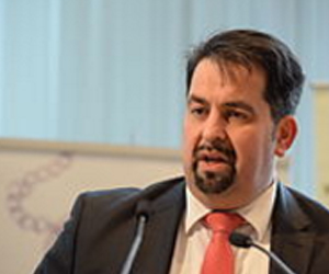 Aiman Mazyek, Vorsitzender des Zentralrats der Moslems in Deutschland ZMD